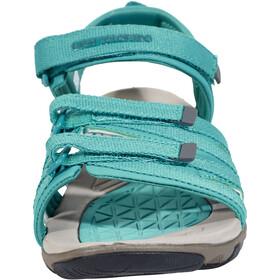 High Colorado Aida Sandalias de Trekking Mujer, turquoise